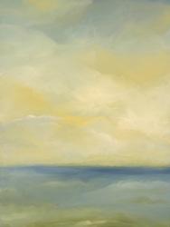 "Fog on Horizon 36"" x 48"""