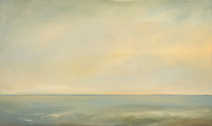 "Coming in to Shore 60"" x 36"" (sold)"